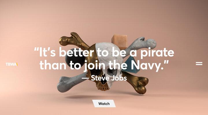 Pirates - TBWA