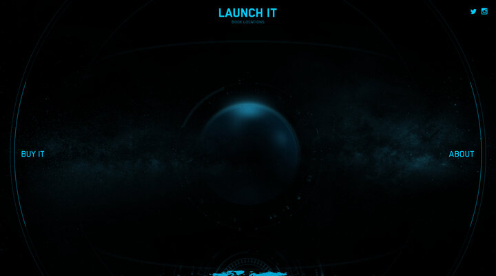 LAUNCH IT - Book Locations