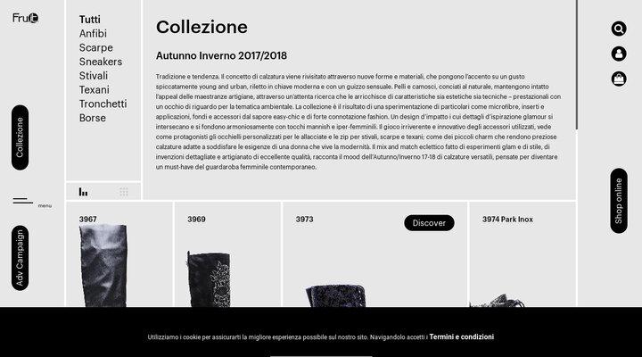 Collezione - Fru.it - Calzature Donna Made in Italy