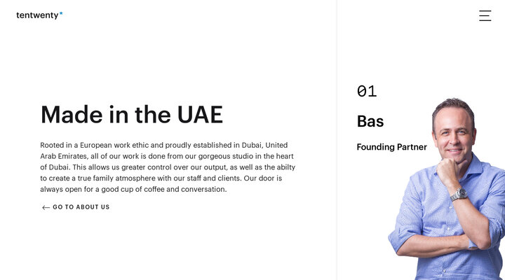 Made in the UAE :: Webdesign, E-Commerce & Apps | Dubai