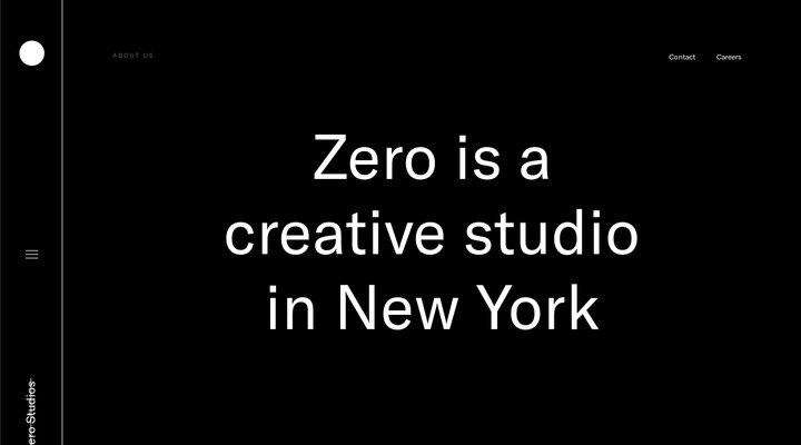 About Us | Zero Studios